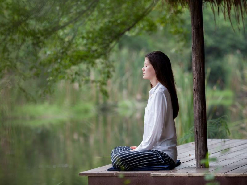 The magic of meditation