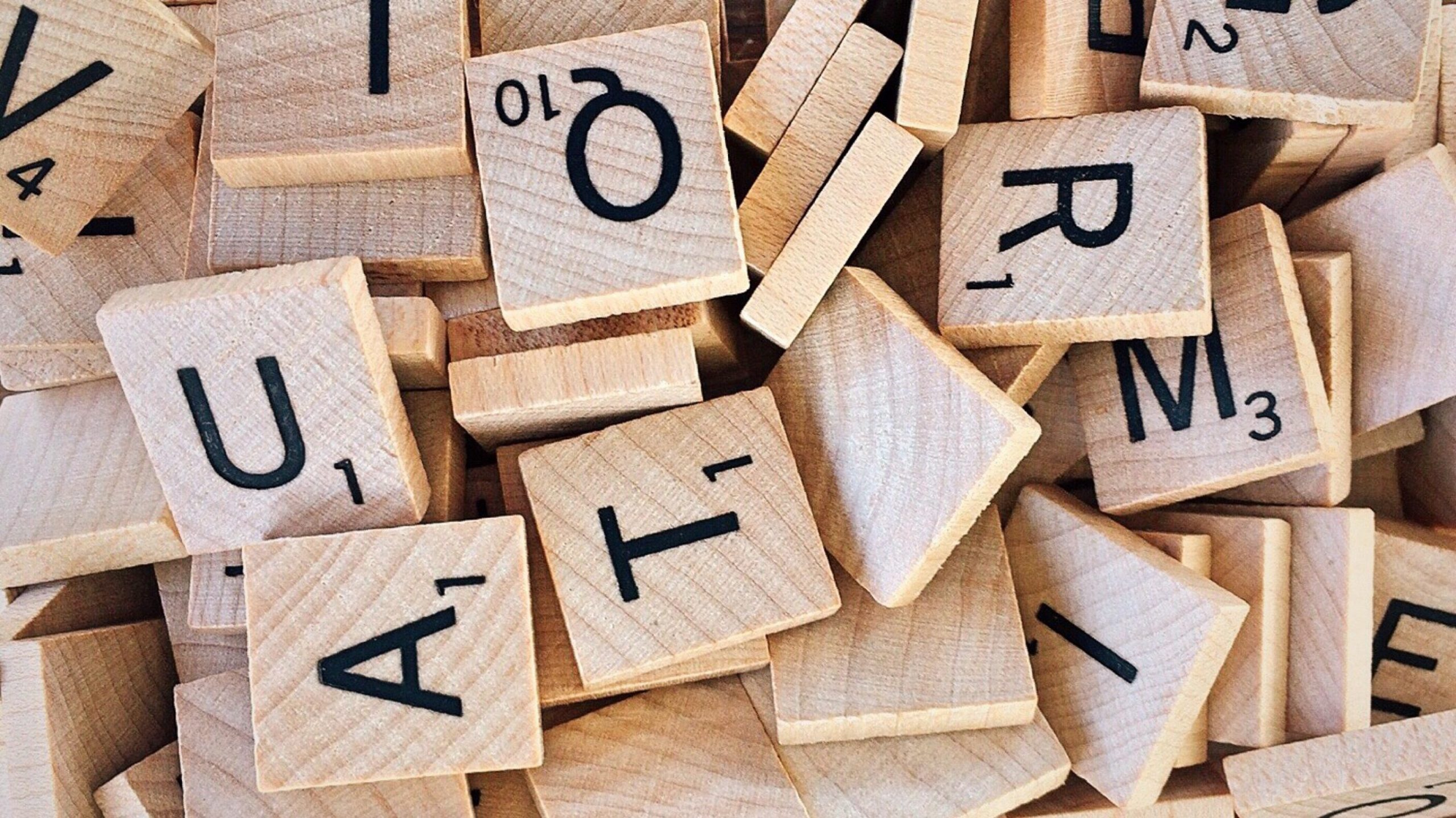 Scrabble Was a Word Game, Think Again